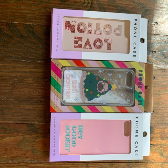 Lot pf Phone Cases